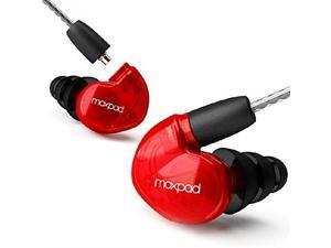 maxell 190568 eb125 digital stereo binaural ear buds for portable music players
