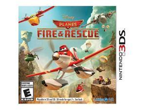 disney planes fire & rescue  nintendo 3ds