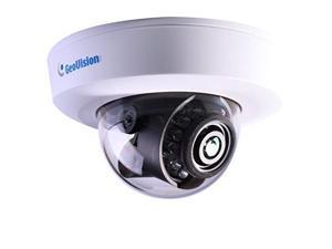GeoVision GV-EFD4700-0F 4MP H.265 Super Low Lux WDR Pro IR Mini Fixed IP Dome - 2.8mm