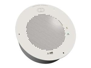 cyberdata 011393 sip speaker gray white ral9002