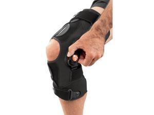 breg freestyle oa medial knee brace medium right