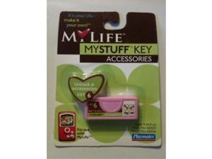 mylfe mystuff accessory key #6