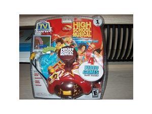 high school musical plug and play tv game