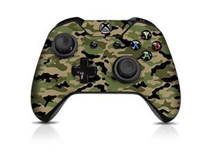 controller gear controller skin  forrest camo  officially licensed by xbox one