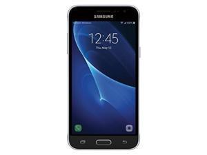 Samsung Galaxy J3 Verizon 5''AMOLED Display 1.5GB RAM 16GM Internal 5MP Camera Phone - Black