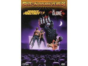 drive in double feature  search and destroy / the glove