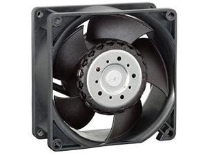ebmpapst 6318h dc fans 172x51mm round/48vdc 321cfm/32w/58db/ball
