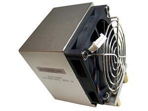hp xw8600 xw6600 heatsink with fan 446358001 foxconn rev.a heatsinkfan