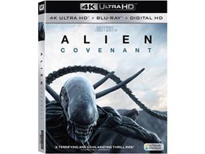 alien: covenant bluray
