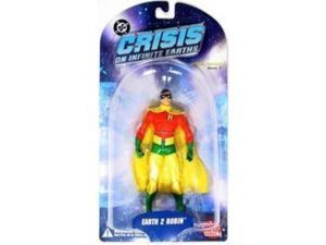 crisis on infinite earths series 1: earth 2 robin action figure by dc comics