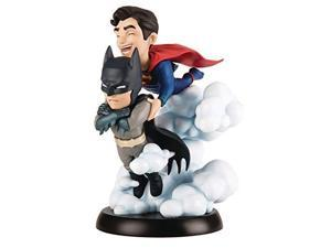 quantum mechanix world's finest: batman & superman qfig max figure