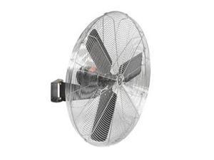 2speed commercial grade wall mount fan 24 in.