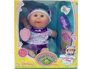 cabbage patch kids babies dress up & play the animal way ~ kitty cat