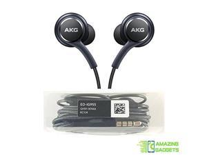 oem stereo headphones w/microphone for samsung galaxy s8 s9 s8 plus s9 plus note 8  designed by akg  100% original