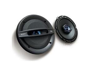 sony xsgtf1627 190watts 16cm gtf series full range 2way coaxial speaker