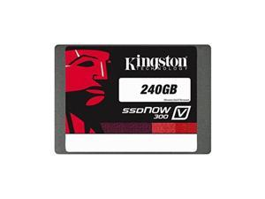 kingston digital 240gb ssdnow v300 sata 3 2.5 7mm height solid state drive sv300s37a/240g