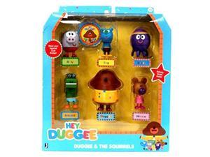 hey duggee figure setduggee and the squirrels