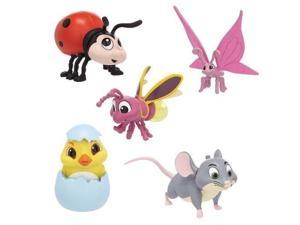 disney fairies tinkerbell & the great fairy rescue animal friends figures