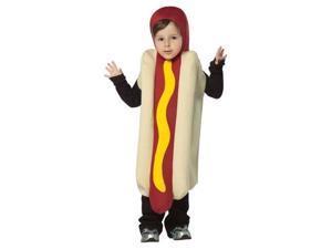 rasta imposta hot dog childrens costume, 46