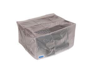 comp bind technology printer dust cover for epson workforce pro wf3720 printer, clear vinyl dust cover by comp bind technology  16.7''w x 14.9''d x 9.8''h