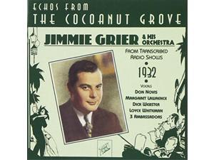 echoes from the cocoanut grove 1932