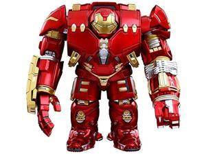 marvel avengers hulkbuster jackhammer arm version artist mix collectible figure hot toys