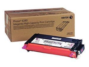 xerox 106r01393 phaser 6280 high capacity magenta toner cartridge not for phaser 6180