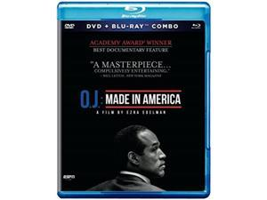 espn 30 for 30: oj made in america theatrical edition dvd blu ray combo bluray