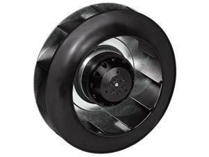 ebmpapst r2e250al0310 fan blower, r2e series, ip00, motorized impeller, 230 v, ac, 255 mm, 120 mm, 26.8 m?/min