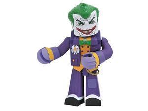 diamond select toys dc vinimates: batman arkham asylum video game: the joker vinimate vinyl figure
