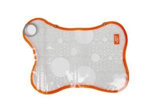 the joy factory bubbleshield waterproof case pouch sleeve for ipad air, ipad pro, ipad mini, galaxy tab, tablets 2pack bcd107
