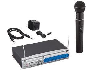 peavey pv1uhh911700 700 mhz uhf handheld wireless microphone system