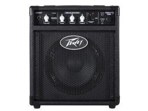 peavey max 158 bass combo amplifier
