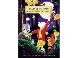 tales of wonder: music and animation classics