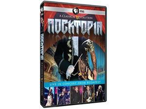 rocktopia: a classical revolution  live from budapest dvd