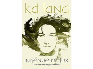 k.d. lang  ingenue redux: live from the majestic theatre bluray