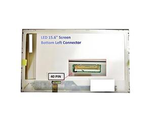 """msi a5000 laptop lcd screen 15.6"""" wxga hd led diode substitute replacement lcd screen only. not a laptop"""