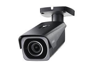 lorex 8mp 4k ip motorized varifocal zoom bullet security camera lnb8973bw, 250ft ir night vision, 4x zoom
