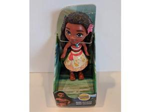 disney princess moana mini toddler doll 3""