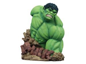 """marvel universe the incredible hulk 7"""" resin bust by rudy garcia"""