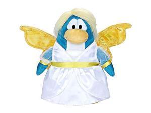 club penguin holiday snow fairy plush figure