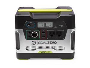 Sweet-Tempered Sherpa 50 Portable Ac Power Bank With 110v Inverter & Nomad13 Panel Goal Zero Electrical & Solar