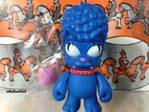 treehouse of horror the simpsons kidrobot marge the cat 2/20 opened to identify