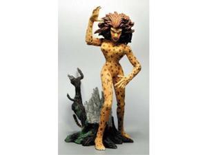 wonder woman: s and adversaries  cheetah action figure