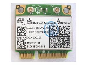 intel wifi/wimax link 6250 6250anx wireless n for ibm thinkpad lenovo anx wireless half pcie card