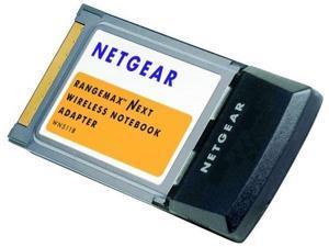 netgear wn511b rangemax wirelessn notebook adapter