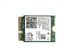 intel wirelessac 9560, m.2 2230, 2x2 ac+bt, gigabit, no vpro