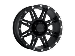 "pro comp alloys series 31 wheel with flat black finish 18x9""/6x135mm"