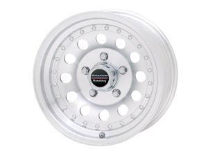 """american racing outlaw ii ar62 machined wheel with clear coat 15x7""""/5x4.5"""""""