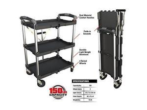 olympia tools 85188 collapsible service cart